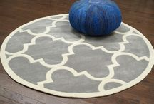 Trendy Area Rugs / All year trendy rugs that go with any style in any room.