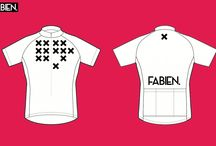 FABIEN capsule collection / Our first cyclewear collection