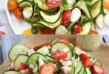 Veggie/raw food