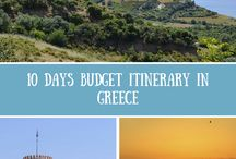 Travel to Greece & Cyprus / Travel to Greece #Athens #Santorini #Meteora #Delphi #Cyprus