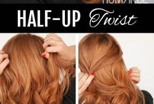 Easy hairstyles for workplace