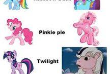 my little pony,s