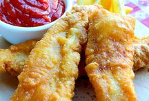 prep fish fry