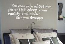 bedroom / by Holly Mervine Zehnder
