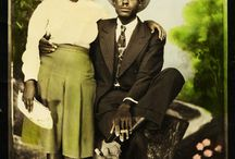 Mode afro 1950