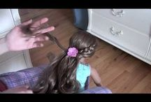 doll hair and care