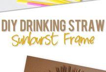 Sunburst frames