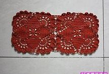 Lace crochet patterns