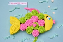 Cupcake & Cake Pop Ideas / by Melodee Paul