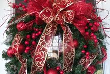 christmas wreaths for front door