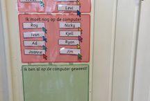 Organisatie in de klas