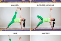 Yoga Fitness for tummy