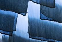 **Textiles indigo **