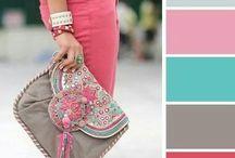 Colores combinados