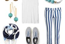 Styling with Leoni & Vonk Jewellery / What to wear when with Leoni & Vonk jewellery. Styling inspiration and ideas.