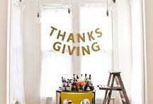 Thanksgiving Ideas & Inspiration