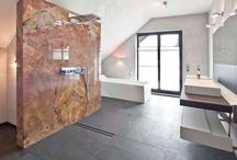 Bad - Träume / Badgestaltung mit Naturstein