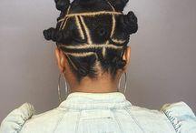90s hairlove