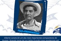 Majestosos / Majestosos (baluartes) da nossa Majestade do Samba. Saiba mais sobre cada baluarte acessando nosso site - www.portelamor.com