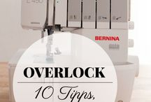Tips Overlock