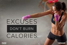 Exercise/Fitness Motivation