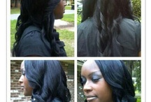 Hair styles by Me / by Marylyn Jackson