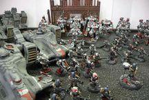 Mini's & Wargames / by Ryan Johnson
