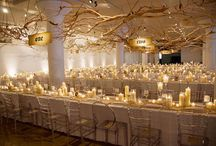 Diseño en mesas para eventos
