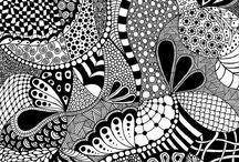 Zentangles / by Nadia Fernandez-Castillo