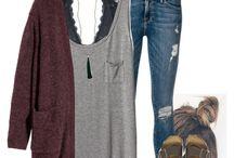 Inspiration tøj