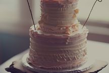 Let Them Eat Cake! / Ideas for wedding cakes...and potentially other special occassions / by Tabatha Cruz