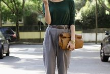 Trousers outfits