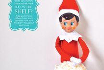 """What's Opie the Elf doing now?"" Elf on a Shelf ideas and fun! / by Melanie Treat-Pierce"