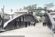Bridges / Wonderful images of Britain's bridges from The Francis Frith Collection or otherwise. #bridges #francisfrith