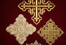 Liturgical sewing