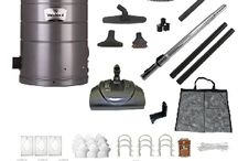 Central Vacuum Systems / Recommendations of popular central vacuum systems and kits for homes