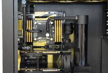 Nice Water Cooling PC / Water Cooling PC