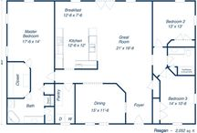 floor plans pole barn house