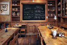 Cafe/restaurant/store