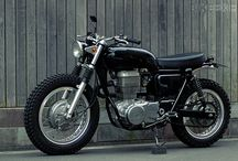 MC | Cafe Racers | Susuki