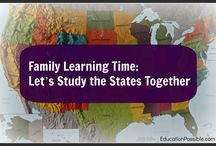 Homeschool - History/geography/social studies