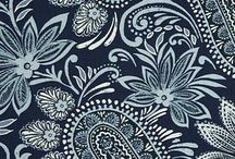 PAISLEY BLACK+WHITE