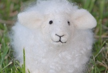 needle felting / by Erin Russek