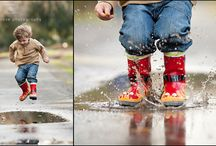 Rain Puddles / by Dot Heimer