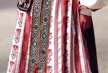 Европейский национальный костюм