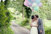 Couple ballon