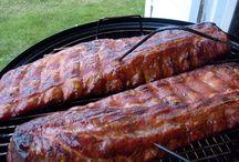 Pork rib marinade