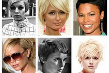 Hairstyles / by Linda Smith