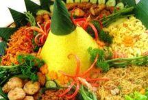 Indo festive food