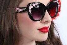 Kitten D'Amour Sunglasses / The ultimate in retro, classic, stylish, beautiful.... quality Sunglasses!